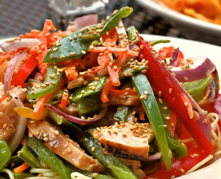 asian-chicken-pasta-salad