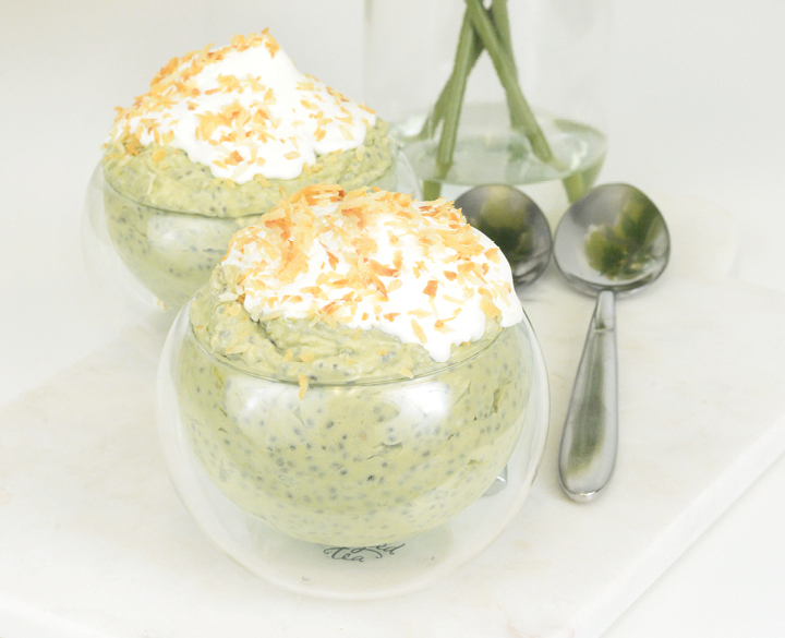 coconut-matcha-chia-pudding