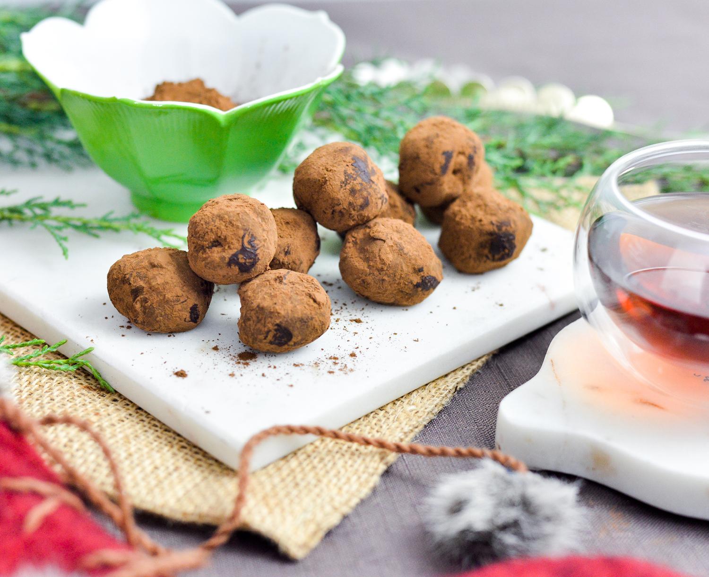 gingerbread-puerh-truffles