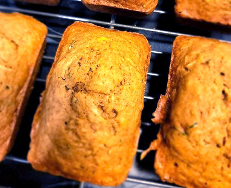 chai-zucchini-mini-loaves