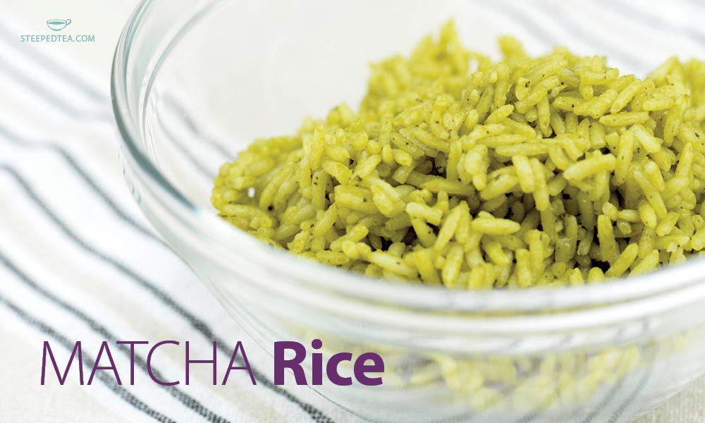 matcha-rice