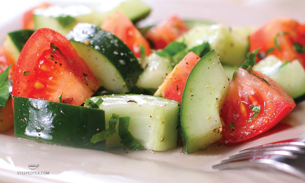 tomato-cucumber-salad
